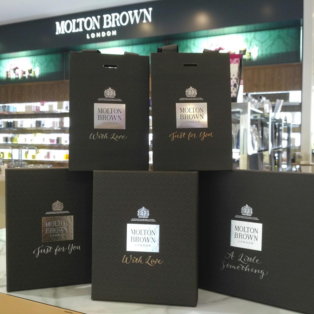 Molton Brown - Arnotts - Dublin
